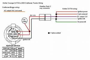 How To Wire A Universal Ignition Switch Diagram