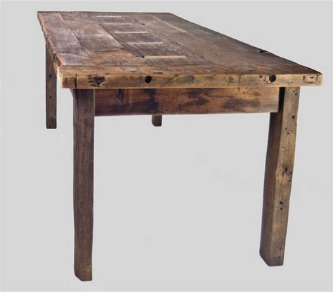 rustic farmhouse dining table reclaimed primitive farm table rustic dining tables