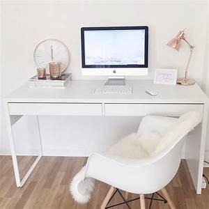 Schreibtisch Und Stuhl : ber ideen zu ordnung auf dem schreibtisch auf pinterest wohnheim schreibtisch ~ Markanthonyermac.com Haus und Dekorationen
