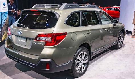 2019 Subaru Outback  Photos, Changes, Rumors, Redesign