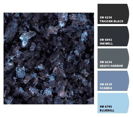 1000 ideas about blue pearl granite on pinterest