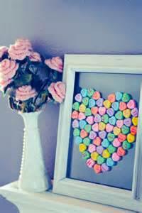 Candy Conversation Hearts Art