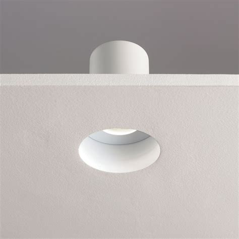 Small Bathroom Downlights by Astro Trimless Mr16 White Bathroom Downlight At Uk
