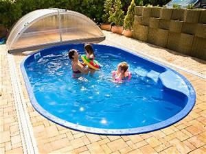Pool 6m X 3m : polyesterpools polyesterschwimmbecken pool ~ Articles-book.com Haus und Dekorationen