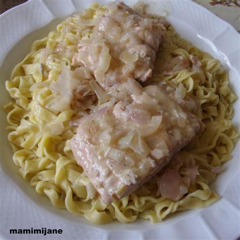 p 226 tes fraiches saumon au beurre blanc