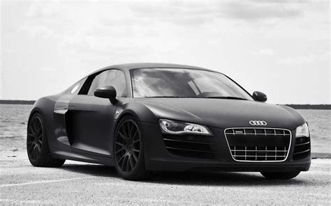 Audi R8 2016 Black Full Overview Picture