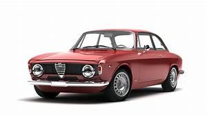 Alfa Gta 65 3d Model Vehicles 3d Models Max Ar Vr