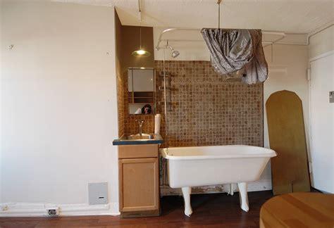 Bathtub Store by Only In Nyc Bathtub In Kitchen Streeteasy