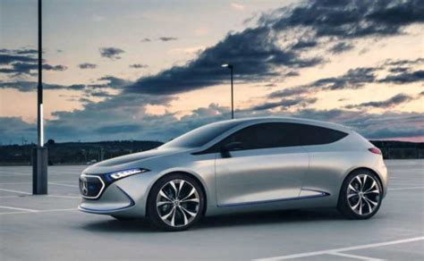 Compact Electric Cars by Mercedes Eq Compact Electric Car Will Be Built In