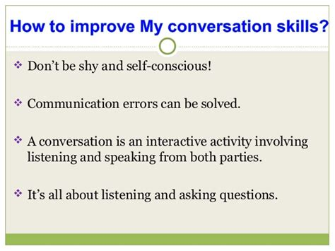 How To Improve Your English Conversation?