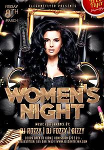 Womens Night Bauhaus : download women s night party free psd flyer template ~ Eleganceandgraceweddings.com Haus und Dekorationen