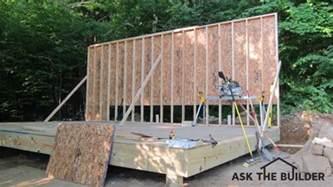 builder floor plans shed floor material ask the builderask the builder