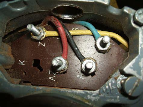 wiring   brooke crompton single phase lathe motor