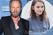 Sting's daughter opens up about her sexuality and why she ...
