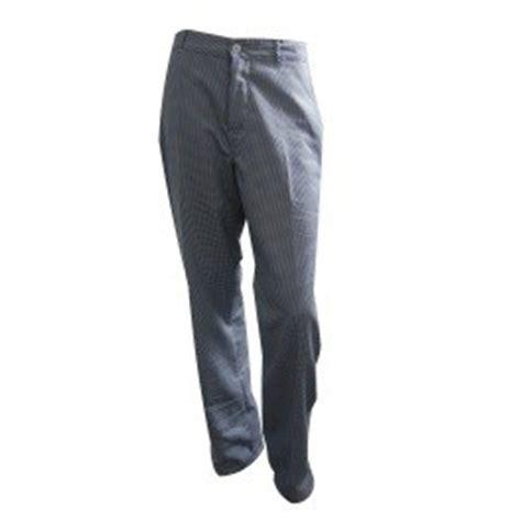 pantalon pied de poule cuisine pantalon pied de poule spéciale pour la cuisine et