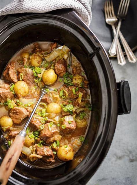 ricardo cuisine francais cooker pork and cabbage ricardo
