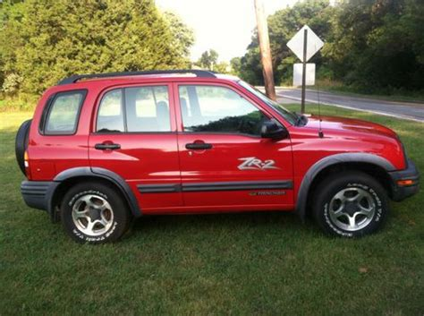purchase   chevrolet tracker zr sport utility