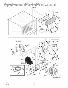 Parts For Frigidaire Ffht1826lw9  System Parts