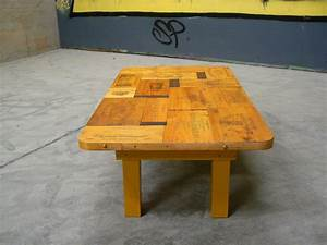 Table Basse Caisse De Vin 006