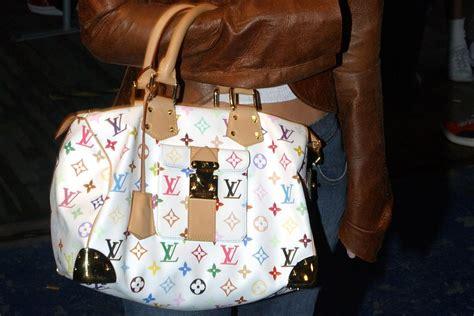 louis vuitton discontinued  colorful murakami monogram bags racked