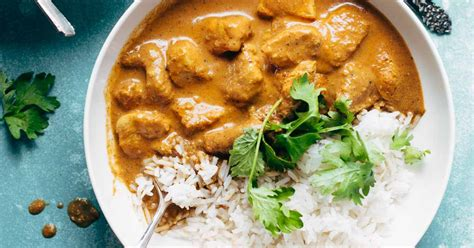 A quintessential british recipe and one that shouldn't rely on a phone call to the takeaway. 5 Ingredient Chicken Tikka Masala   Good Kitchen Blog