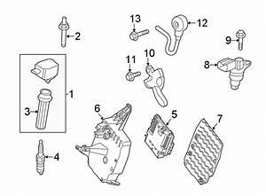 Ford Escape Spark Plug  Liter  System  Ignition