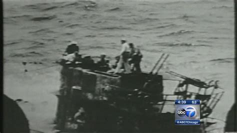 U Boat Watch Chicago by German U Boat At Msi Captured 70 Years Ago During Ww2