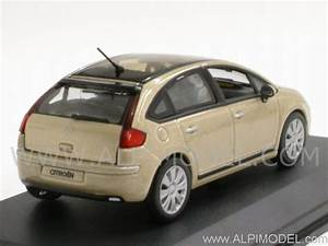 Citroen C4 Berline : norev citroen c4 berline 2004 sand metallic 1 43 scale model ~ Gottalentnigeria.com Avis de Voitures