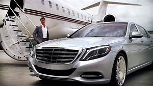 Luxury Life Series: Private Jet + The New MAYBACH - YouTube