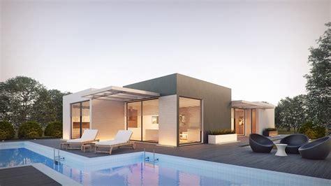 preise fertighäuser schlüsselfertig moderner bungalow in neuem design