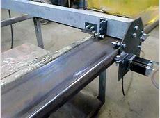 CNC plasma DIY construction YouTube