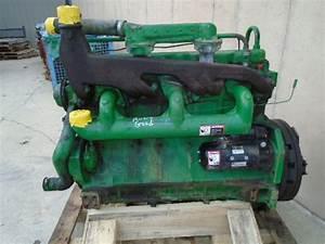 John Deere 4020 Starter Motor