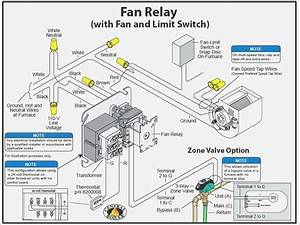 Furnace Blower Motor Wiring Diagram Moesappaloosascom  Furnace Blower Motor Relay