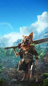 Wallpaper Biomutant  Playstation 4  Xbox One  Pc  Unreal