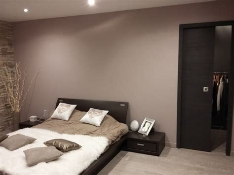 chambre taupe awesome decoration chambre taupe et prune contemporary