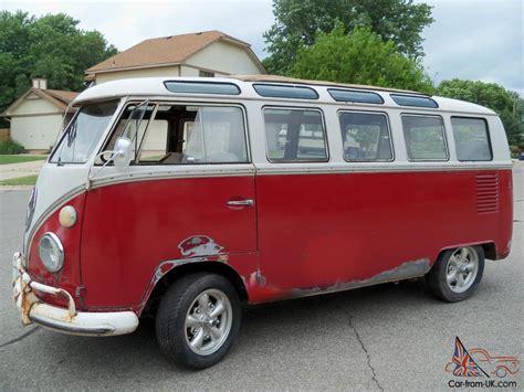 1966 vw volkswagen 21 window delux