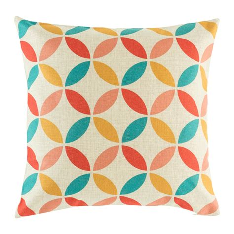 mid century modern decorating buy marley pop cushion cover simply cushions