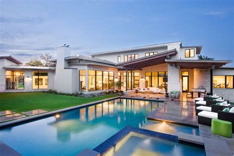Blanco House In Austin, Texas Is One Bright And Beautiful