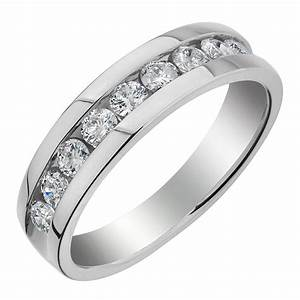 Mens white gold wedding bands with diamonds margusriga for Mens wedding rings with diamonds white gold