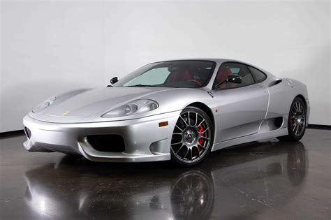 Over 80% new & buy it now; 2004 Ferrari 360 Challenge Stradale in Plano, TX, United ...