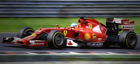 Formula One F1 0-60 Times