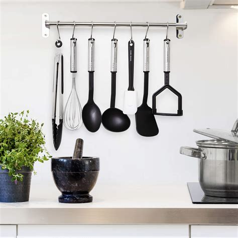 kitchen utensils nylon cooking utensil cookware spatula gadgets hero tool