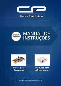 Cp - Manual De Instru U00e7 U00f5es By Cp Placas Eletr U00f4nicas