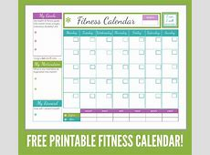 Free Printables for Diet & Fitness