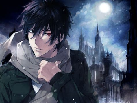 anime with detective and psychic detective yakumo anime loverz wallpaper