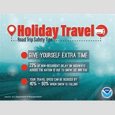 Winter Driving Safety During Ncw's White Christmas Ncwlife