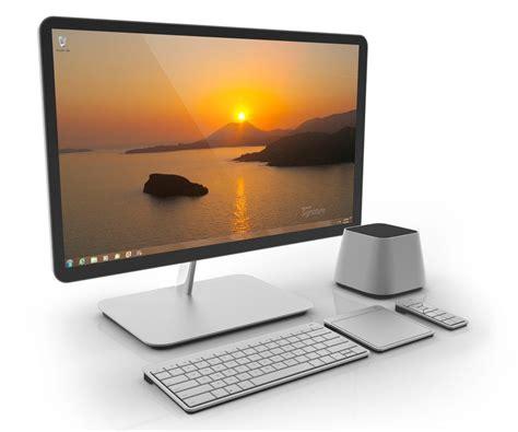 photo d un ordinateur de bureau l 39 achat d 39 un ordinateur tout en un est il intéressant