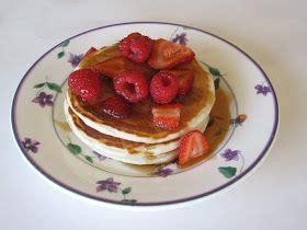 low cholesterol living cholesterol free pancake recipe