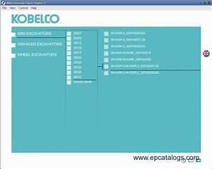 Kobelco Hydraulic Excavators Repair Manuals Download