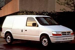 1992 Dodge Caravan Overview CarGurus